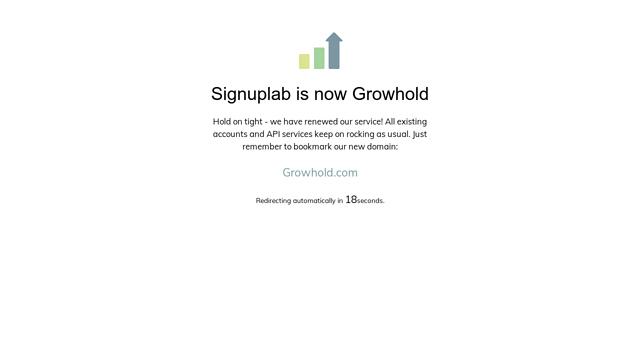 SignupLab API koppeling