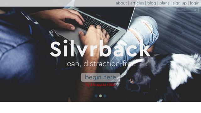 Silvrback API koppeling
