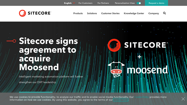 Sitecore-Experience-Platform API koppeling