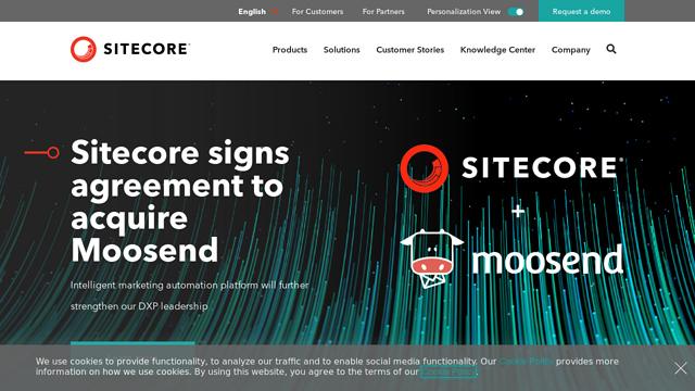 Sitecore API koppeling