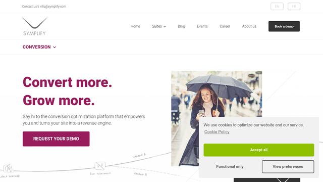 SiteGainer API koppeling