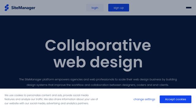 SiteManager API koppeling