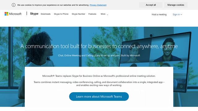 Skype-for-Business API koppeling