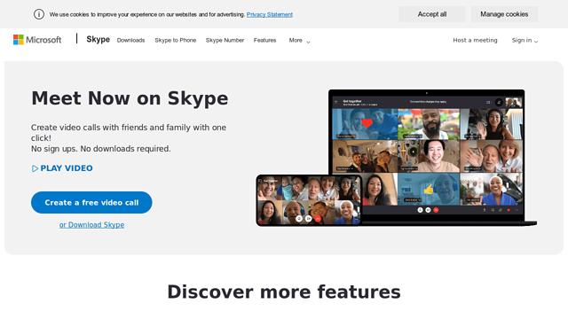 Skype API koppeling