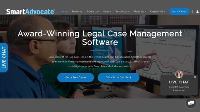 SmartAdvocate API koppeling