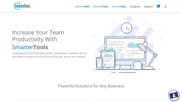 SmarterTools API koppeling