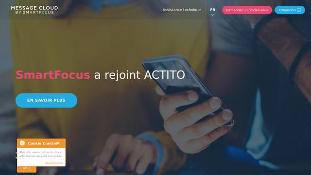 SmartFocus API koppeling