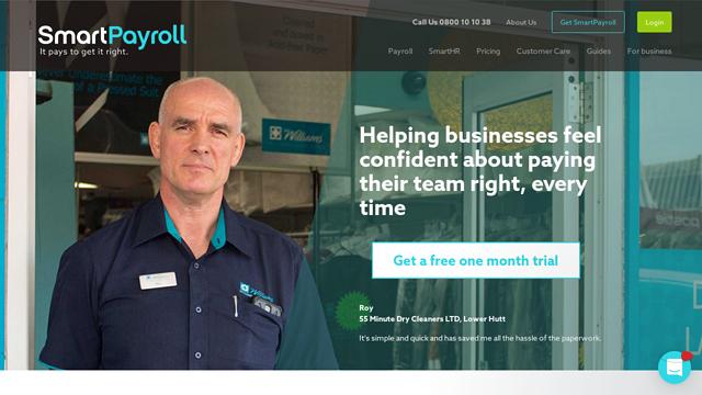 SmartPayroll API koppeling