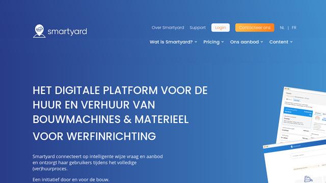 Smartyard API koppeling
