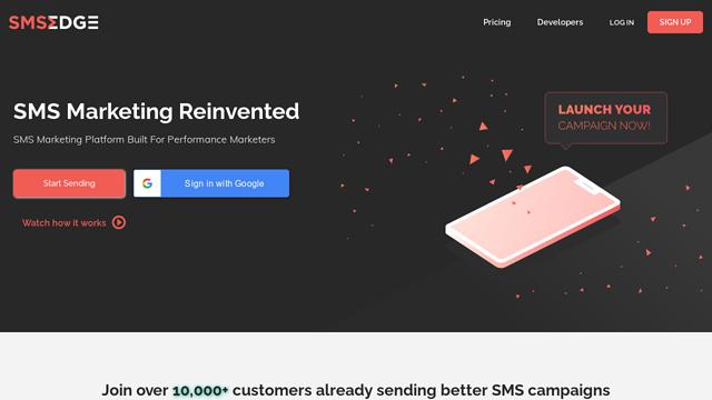 SMSEdge API koppeling