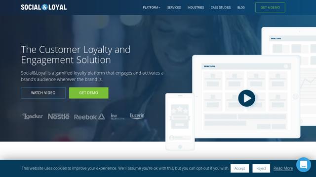 Social&Loyal API koppeling