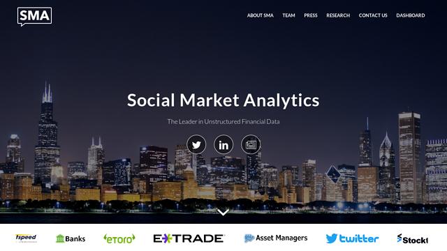 Social-Market-Analytics API koppeling