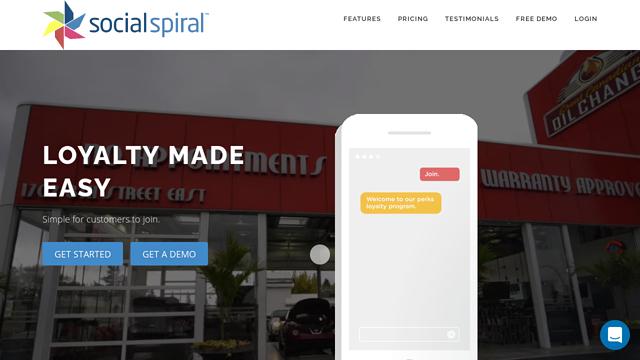 Social-Spiral API koppeling