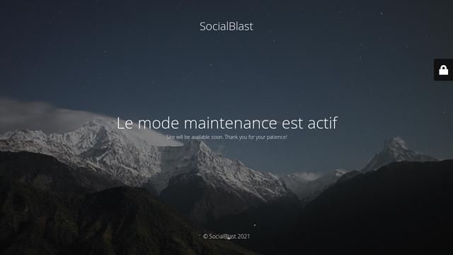 SocialBlast API koppeling