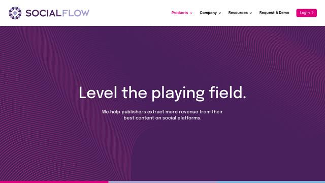 SocialFlow API koppeling