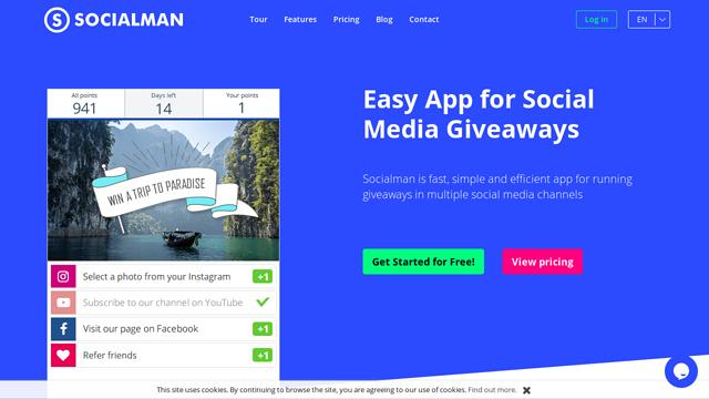 Socialman API koppeling