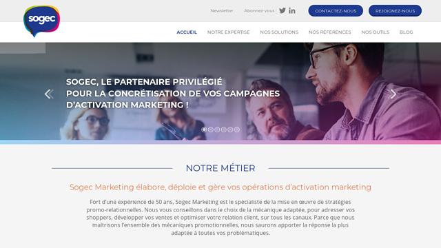 Sogec-Marketing API koppeling