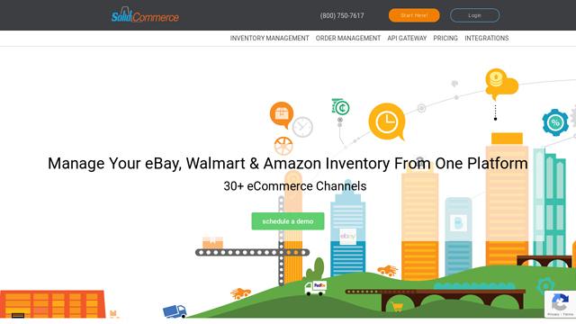 Solid-Commerce API koppeling