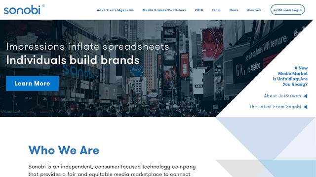 Sonobi API koppeling