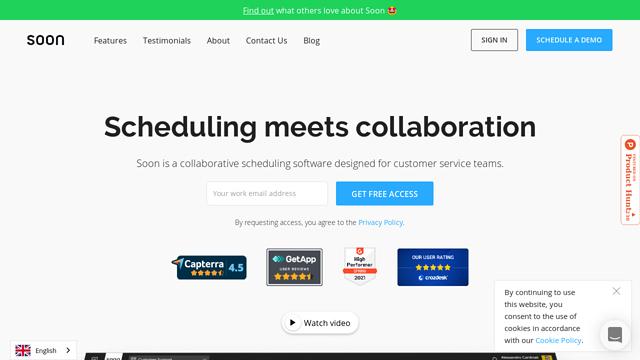 Soon API koppeling