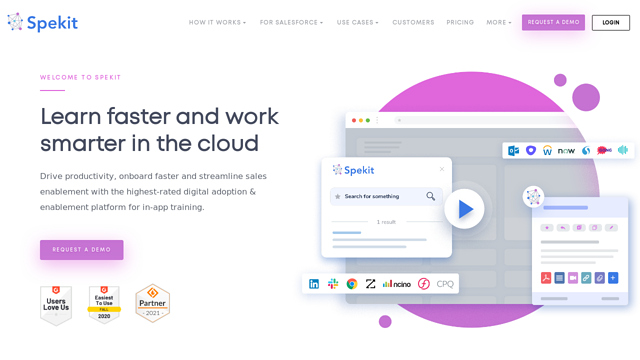 Spekit API koppeling
