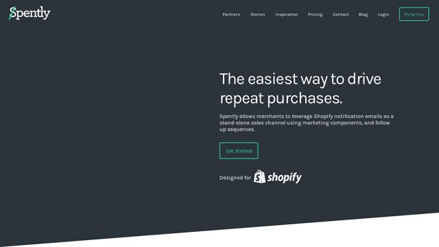 Spently API koppeling