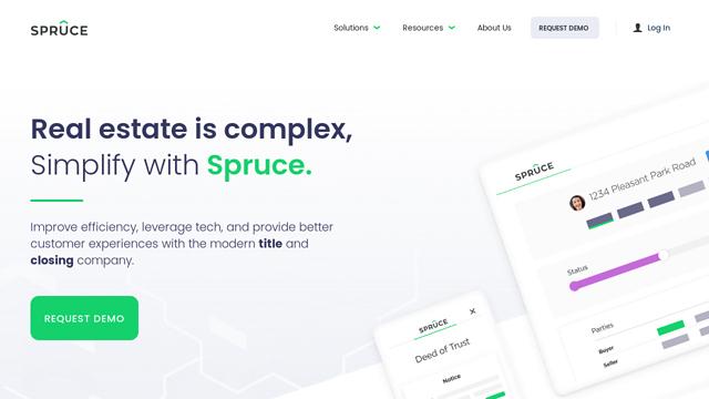 Spruce API koppeling
