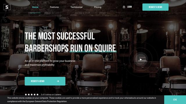 Squire API koppeling