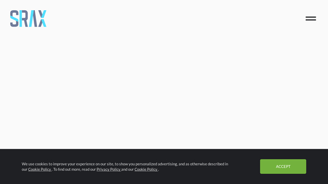 SRAX API koppeling