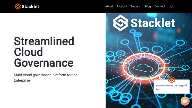 stacklet.io API koppeling