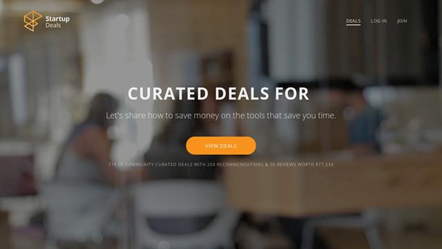 Startup.deals API koppeling