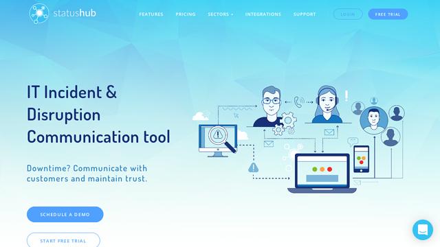StatusHub API koppeling