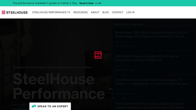 SteelHouse API koppeling