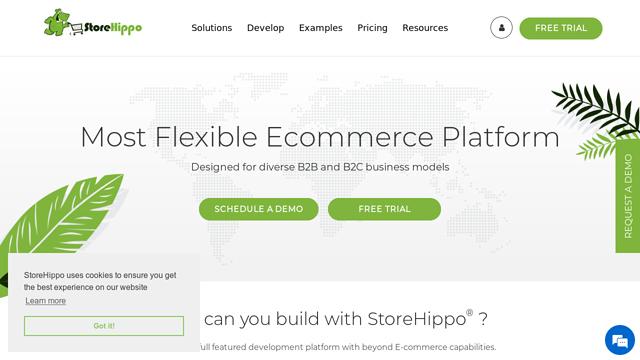 StoreHippo API koppeling