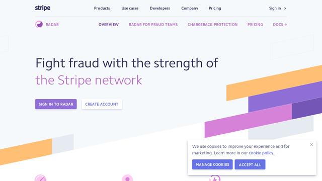 Stripe-Radar API koppeling