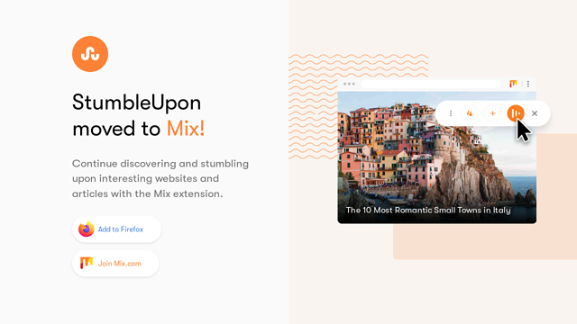 StumbleUpon API koppeling