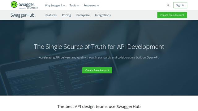 SwaggerHub API koppeling