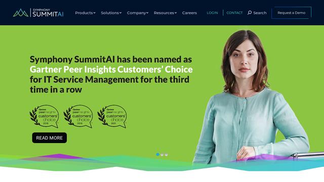 Symphony-SummitAI API koppeling