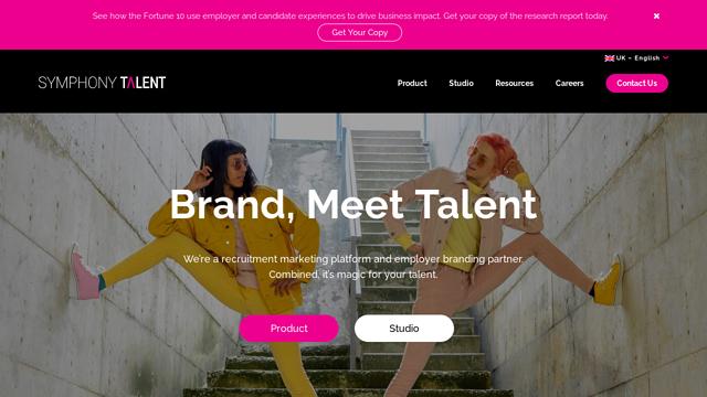 Symphony-Talent API koppeling