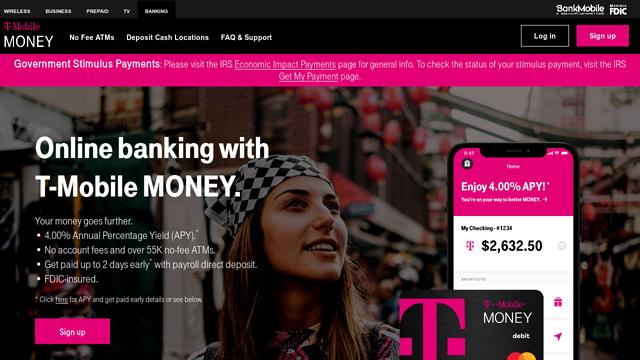 T-Mobile-MONEY API koppeling