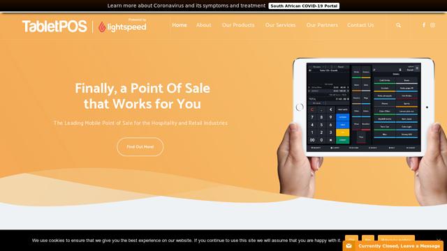 TabletPOS API koppeling