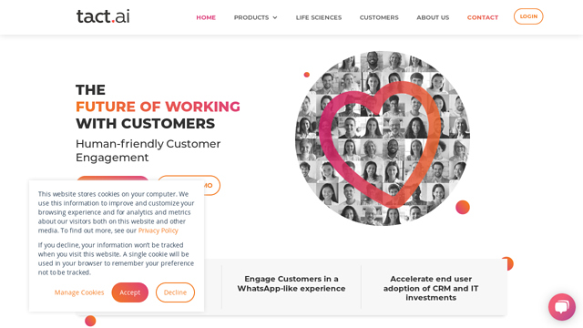 Tact.ai API koppeling