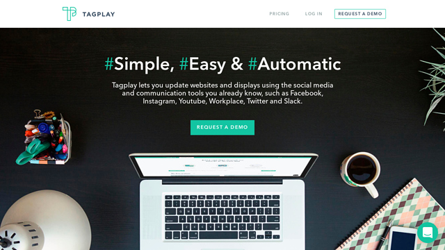 Tagplay API koppeling