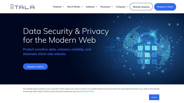 Tala-Security API koppeling