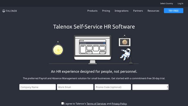 Talenox API koppeling