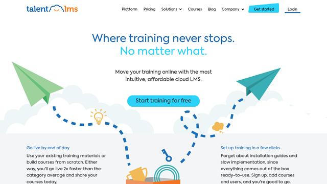 TalentLMS API koppeling