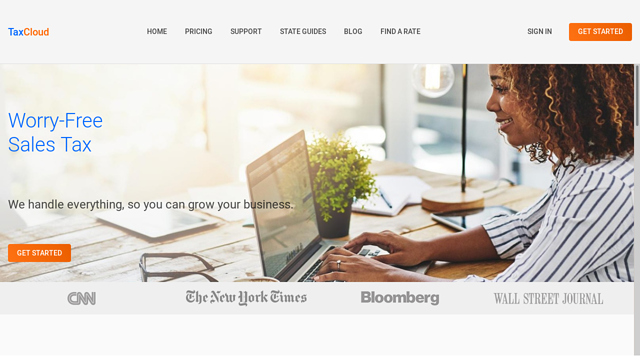 TaxCloud API koppeling