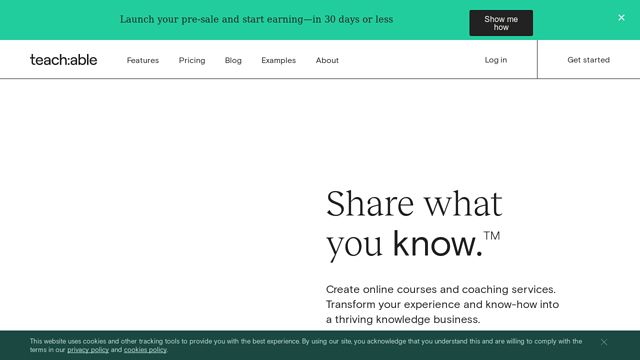 Teachable API koppeling