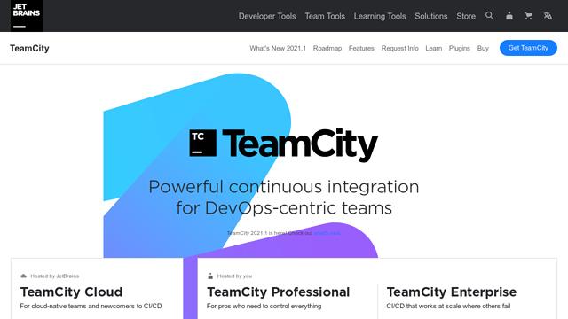 TeamCity API koppeling