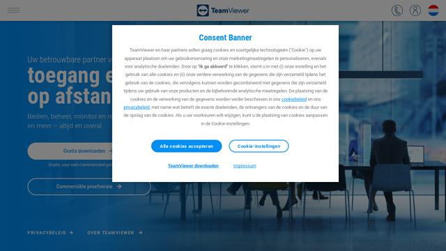 TeamViewer API koppeling